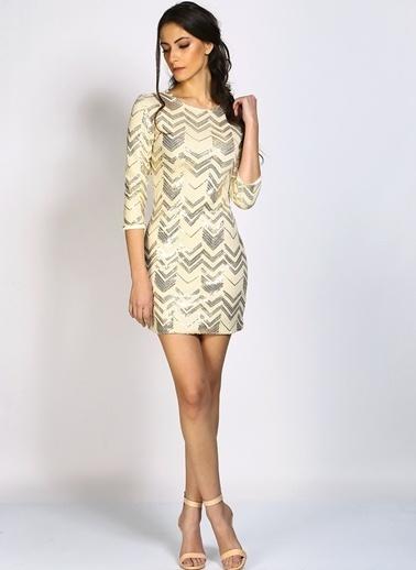Goldie Elbise Altın